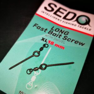 SEDO Long Fast Bait Screw with swievel