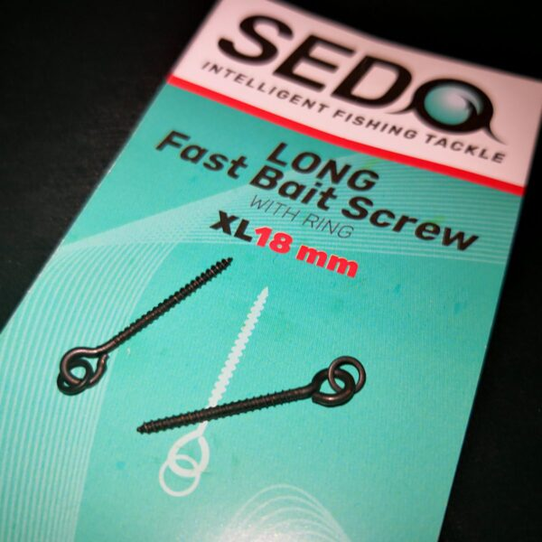 SEDO, Long Fast Bait Screw with Ring