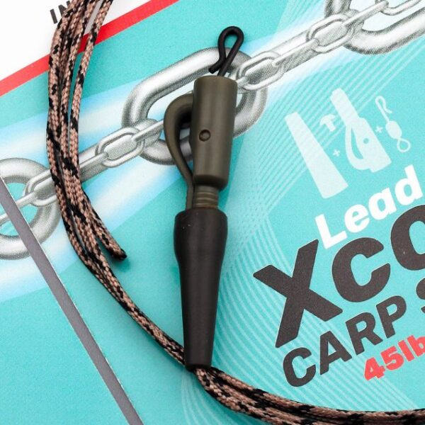Lead Clips Xcore Carp System