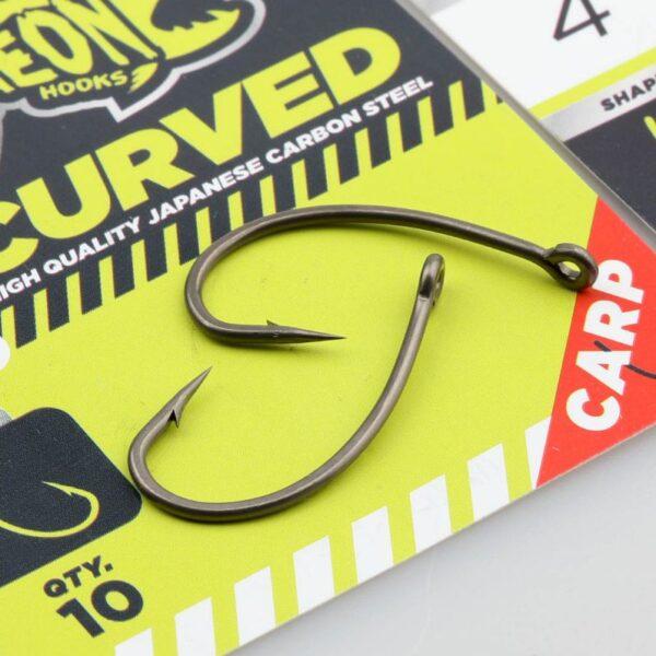 Curved Carp Hook