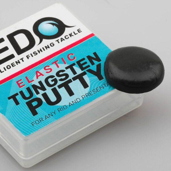 Elastic Tungsten Putty